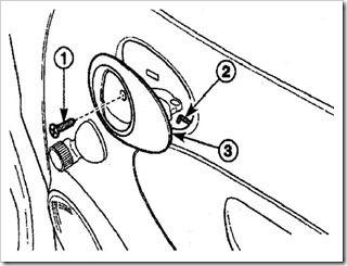 Как снять и поставить на место обивку двери на матизе