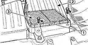 Как поменять воздушный фильтр на Дэу Матиз
