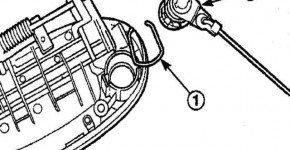 Как заменить цилиндр замка двери на Дэу Матиз