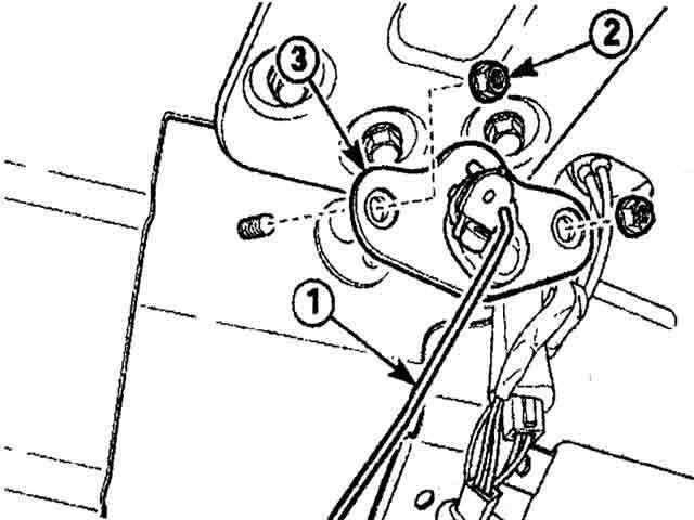 самостоятельная замена цилиндра замка двери багажника на дэу матиз