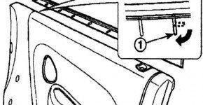 Как заменить внутренний уплотнитель(делюкс) на двери матиза