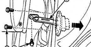 Как снять ограничитель открывания дверей в матизе