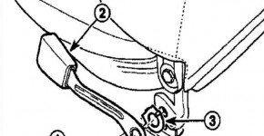Как снять пряжку ремня безопасности передних сидений на Дэу Матиз