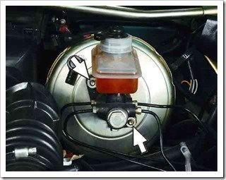 как заменить вакуумный усилитель тормозной системы своими руками