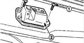 Как снять и установить замок двери багажника на Дэу Матиз