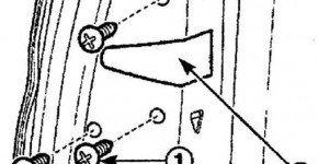 Как снять и установить замок задней двери на матизе