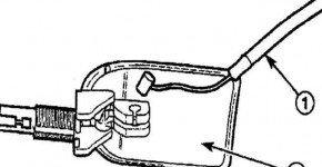 Как снять рычаг открытия защелки капота на матизе