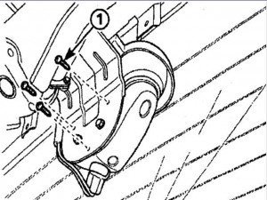 замена дополнительного стоп-сигнала в матизе