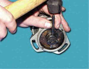 Как отремонтировать распределитель зажигания на ВАЗ 2110