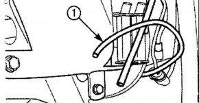 Как поменять шланг омывателя ветрового стекла на Дэу Матиз