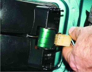 замена заднего стоп-сигнала на ваз 2110