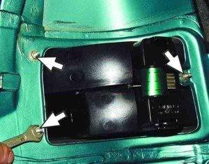 ремонт заднего фонаря на ваз 2110