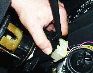 ремонт подрулевых переключателей