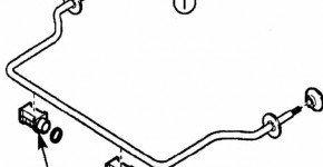 Как снять и установить продольный рычаг и стабилизатор на Матизе