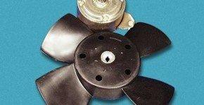 Замена электродвигателя вентилятора радиатора  системы охлаждения ВАЗ 2110, 2111, 2112