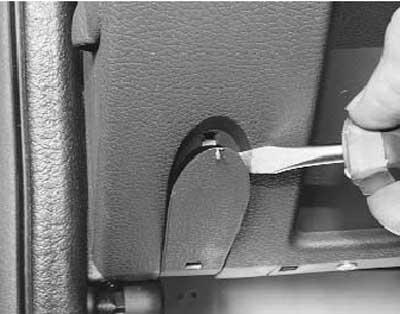 как снять и установить панель приборов на рено логан\сандеро