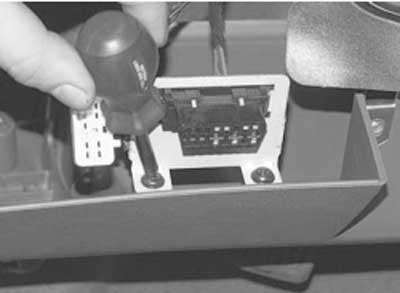 Как снять и установить панель приборов хендай акцент