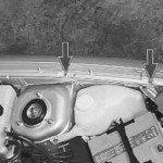 Как снять и установить переднее крыло на Приоре