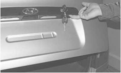 Как снять торсионы крышки багажника