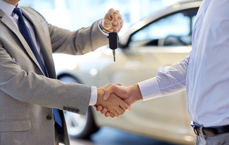 Как продать свой автомобиль