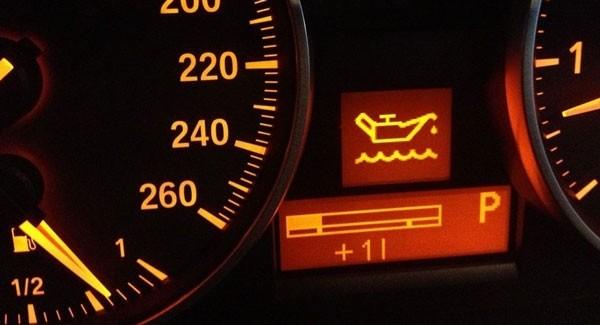 Симптомы нехватки масла в двигателе