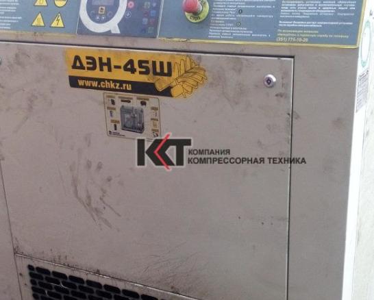 Зачем нужен ремонт винтовых компрессоров