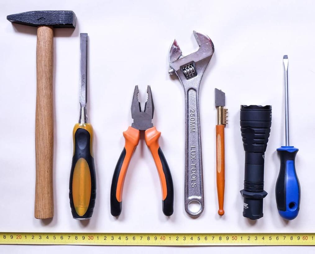 Выбор и хранение инструментов