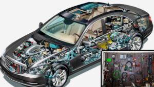 Установка ГБО и ремонт электрооборудования автомобиля