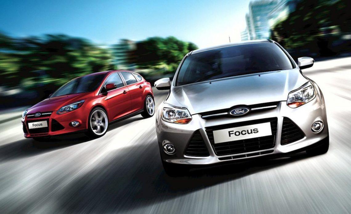 Кузовные запчасти для Ford