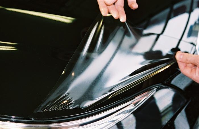 Антигравийная пленка для автомобилей