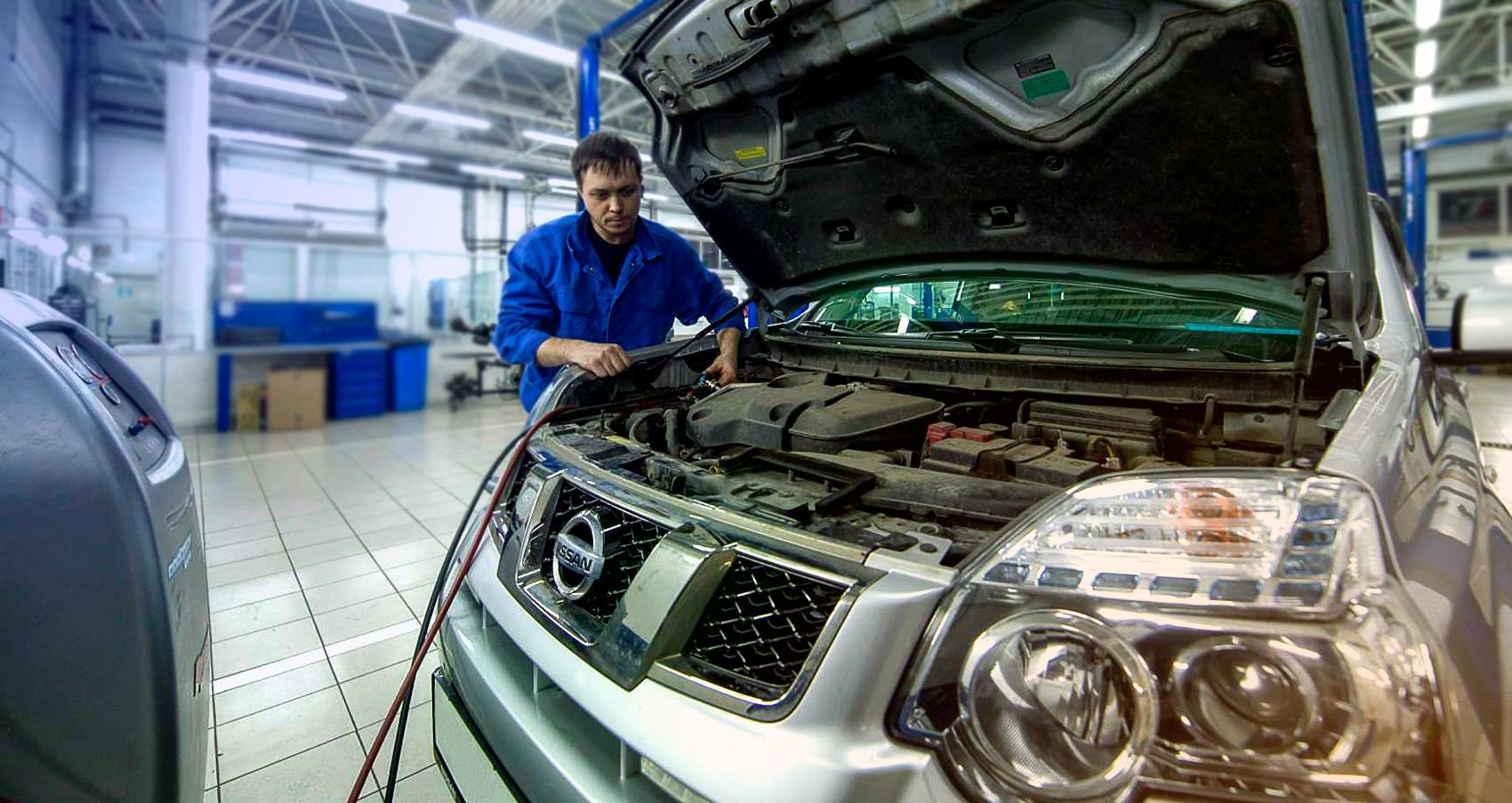 Преимущества и особенности ремонта автомобиля в автосервисе г.Киева